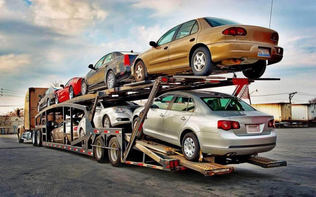 доставка на автомобили