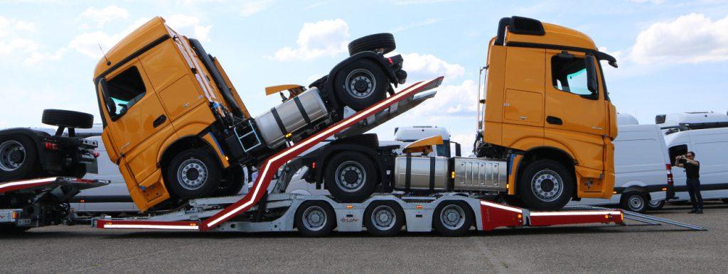 превоз на камиони