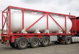 транспорт на химически течности