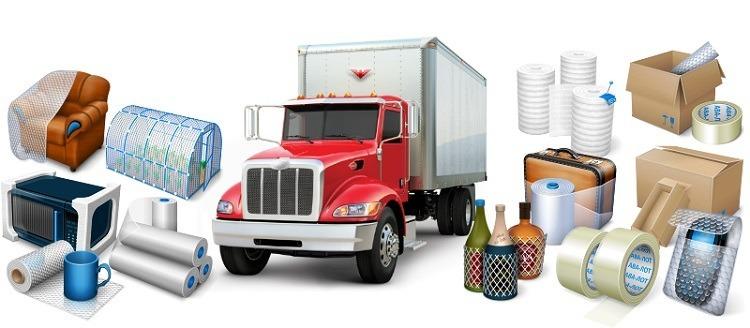 транспортиране на различни стоки