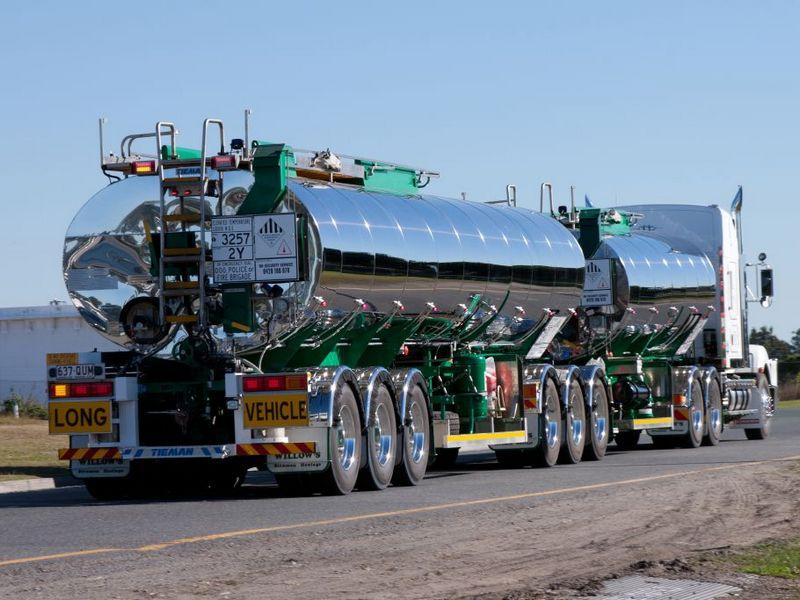 транспорт на битуми