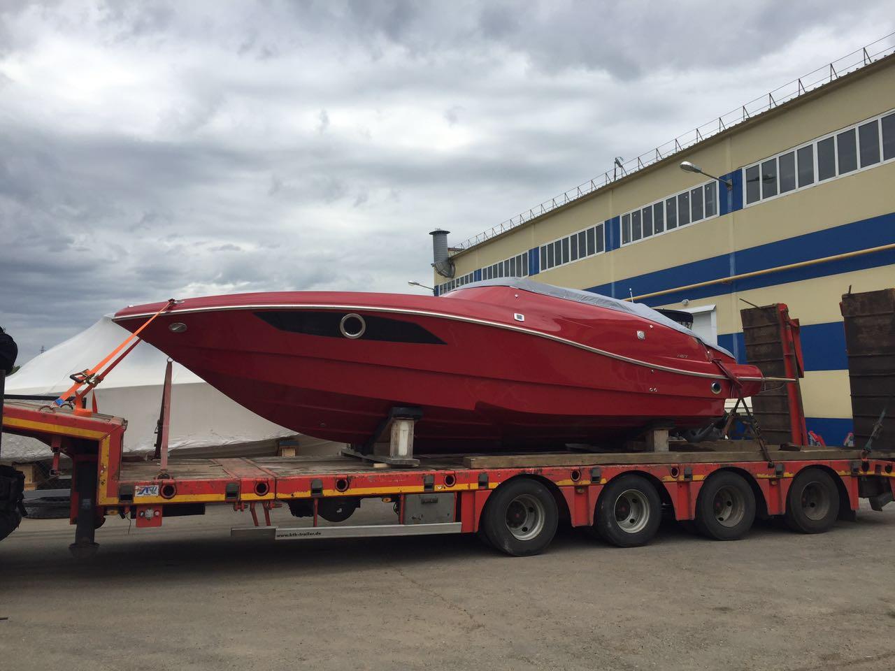 транспорт на лодки