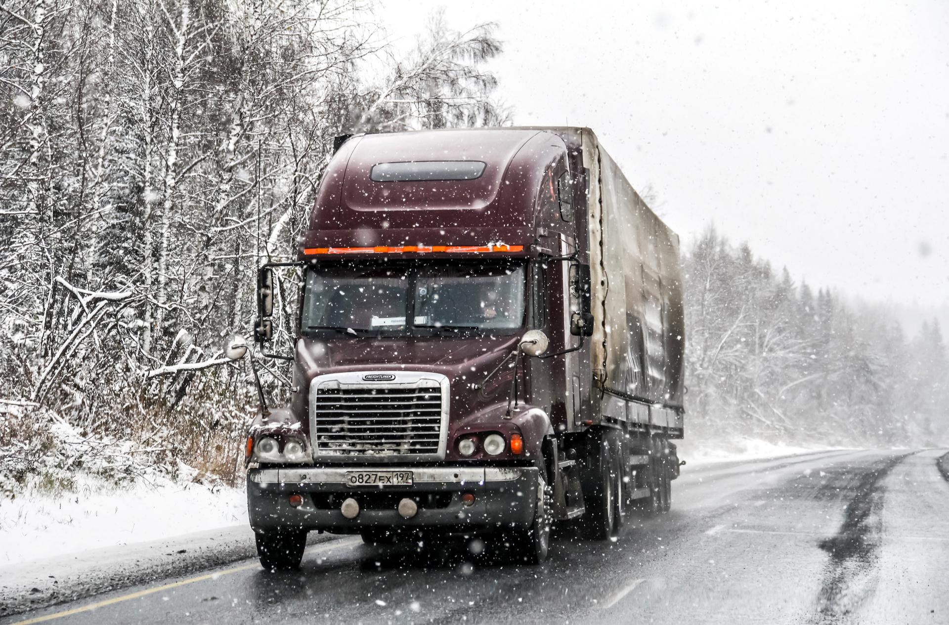 транспорт през зимата