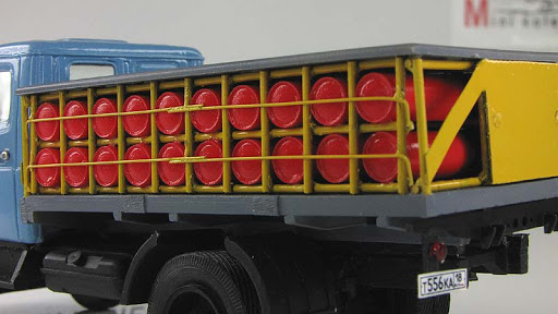 транспортиране на газови бутилки