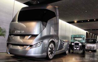товарен камион