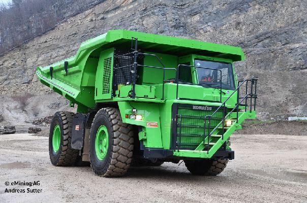Мега-камион