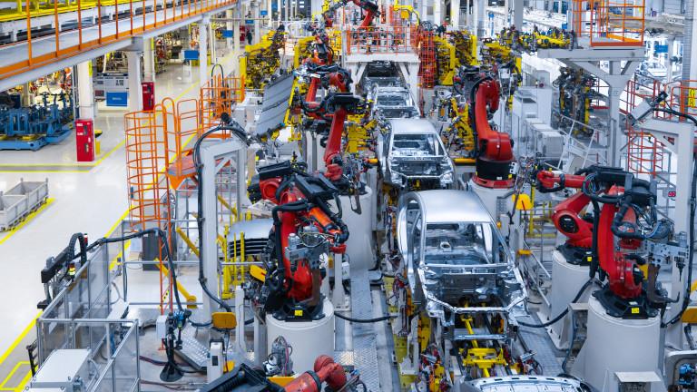 автомобилната индустрия