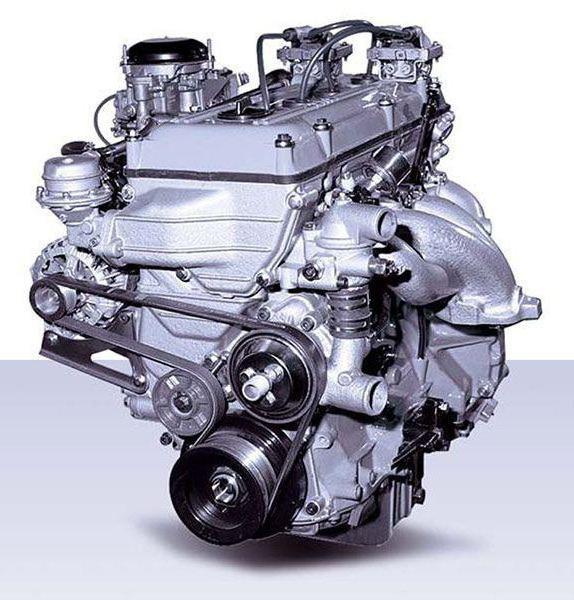 инжекционен двигател