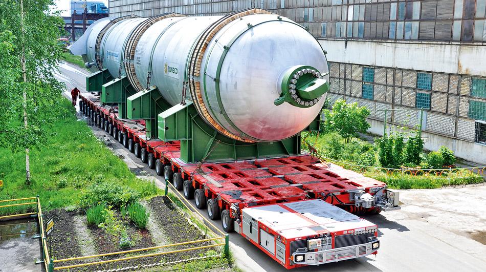 полуремаркетата тежкотоварни камиони