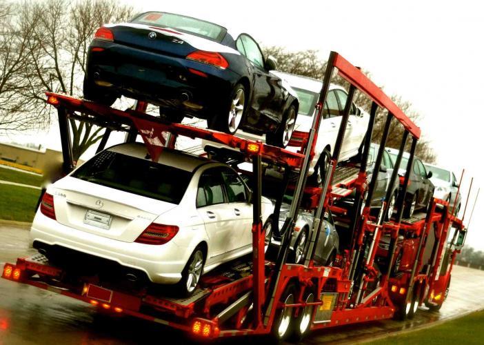 доставка на кола с автовоз